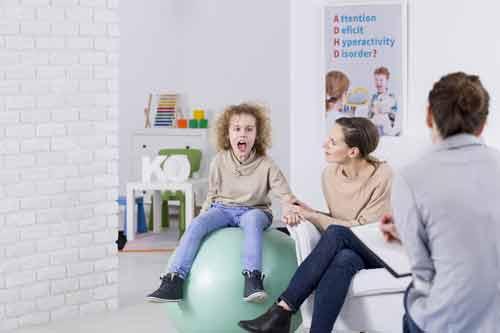 Parental and psychiatric help photo